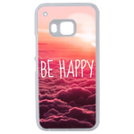Coque Rigide Be Happy Love Pour Htc One M9