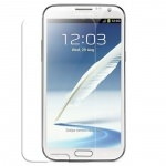 Films De Protection Ecran (X2) Pour Samsung Galaxy Note 2