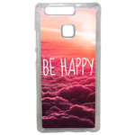 Coque Rigide Be Happy Love Pour Huawei Ascend P9