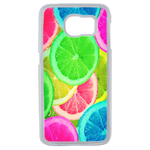 Coque Rigide Citron Flash Coloré Été Samsung Galaxy S6