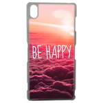 Coque Rigide Be Happy Love Pour Sony Xperia Z3