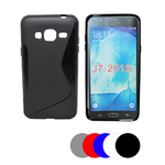 Coque Gel Vague S Pour Samsung Galaxy J7 2016