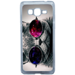 Coque Rigide Pour Samsung Galaxy Grand Prime Motif Chat Swag Humour