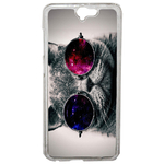 Coque Rigide Humour Chat Swag Pour Htc One A9