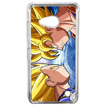 Coque Rigide Dragon Ball Z Pour Microsoft Lumia 550