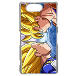 Coque Rigide Pour Sony Xperia Z3 Compact Motif Dragon Ball Z