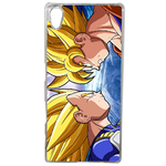 Coque Rigide Dragon Ball Z Pour Sony Xperia Xa