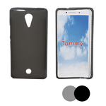 Coque Gel Pour Wiko Tommy