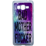 Coque Rigide Pour Samsung Galaxy Grand Prime Motif Bad Mother Fucker