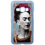 Coque Rigide Pour Samsung Galaxy J1 2016 Motif Frida Khalo 1