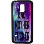 Coque Rigide Pour Samsung Galaxy S5 Mini Motif Bad Mother Fucker