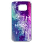 Coque Rigide Pour Samsung Galaxy Note 8 Motif Faith Hope Love
