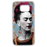 Coque Rigide Pour Samsung Galaxy S6 Edge Plus Motif Frida Khalo 1