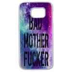 Coque Rigide Pour Samsung Galaxy S6 Edge Motif Bad Mother Fucker
