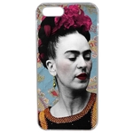 Coque Rigide Pour Apple Iphone 5 - 5s Motif Frida Khalo 1
