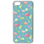 Coque Rigide Pour Apple Iphone 7 Motif Flamant Rose