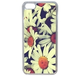 Coque Souple Pour Apple Iphone 6 Plus - 6s Plus Fleur Marguerite