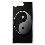 Coque Rigide Pour Sony Xperia X Compact Motif Ying Yang Zen