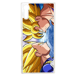 Coque Rigide Dragon Ball Z Pour Sony Xperia Xz