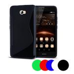 Coque Gel Vague S Pour Huawei Y5-Ii