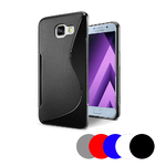 Coque Gel Vague S Pour Samsung Galaxy A3 2017