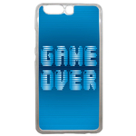 Coque Rigide Geek Game Over 1 Pour Huawei P10