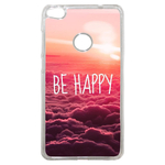 Coque Rigide Be Happy Love Pour Huawei P8 Lite 2017