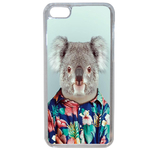 Coque Rigide Pour Apple Iphone 5c Motif Animal Hipster Koala
