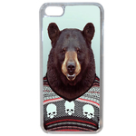 Coque Rigide Pour Apple Iphone 5c Motif Animal Hipster Ours