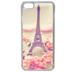 Coque Rigide Pour Apple Iphone 5c Motif Paris 2 Tour Eiffel France