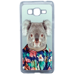 Coque Rigide Pour Samsung Galaxy Grand Prime Motif Animal Hipster Koala