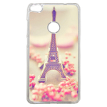 Coque Rigide Pour Huawei P8 Lite 2017 Motif Paris 2 Tour Eiffel France