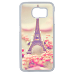 Coque Rigide Pour Samsung Galaxy S6 Motif Paris 2 Tour Eiffel France