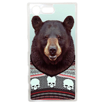 Coque Rigide Pour Sony Xperia X Compact Motif Animal Hipster Ours