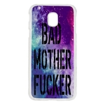 Coque Rigide Pour Samsung Galaxy J3 2017 Motif Bad Mother Fucker