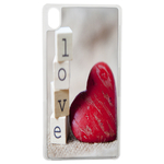Coque Rigide Pour Apple Iphone Xs Max Motif Coeur 2 Amour