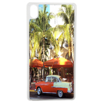 Coque Rigide Cuba Havane Pour Apple iPhone X