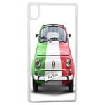 Coque Rigide Pour Apple Iphone Xr Motif Fiat 500 Italia