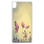 Coque Rigide Fleur Vintage Pour Apple iPhone X