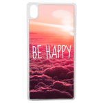 Coque Rigide Pour Apple Iphone Xs Motif Be Happy Love