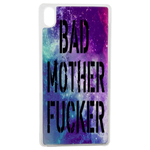 Coque Rigide Pour Apple Iphone Xs Max Motif Bad Mother Fucker