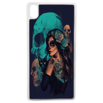Coque Rigide Pour Apple Iphone Xr Motif Dia De Los Muertos