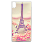 Coque Rigide Pour Apple Iphone Xs Motif Paris 2 Tour Eiffel France