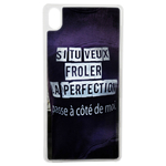 Coque Rigide Pour Apple Iphone Xs Motif Citation Femme 1 Humour