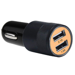 Chargeur Voiture Double Port Usb Pour Samsung Galaxy Grand 2