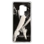 Coque Rigide Danseuse Ballerine Pour Samsung Galaxy S9