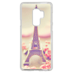 Coque Rigide Pour Samsung Galaxy S9 Plus Motif Paris 2 Tour Eiffel France