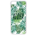 Coque Rigide Feuillage Tropical Aloha Pour Apple Iphone 7G