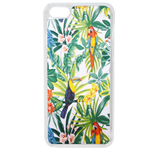 Coque Rigide Pour Apple Iphone 7 Motif Feuillage Tropical Toucan