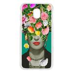 Coque Rigide Frida Kahlo Vintage Pour Samsung Galaxy J3 2017